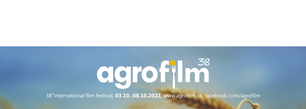 The logo of the Agrofilm Festival